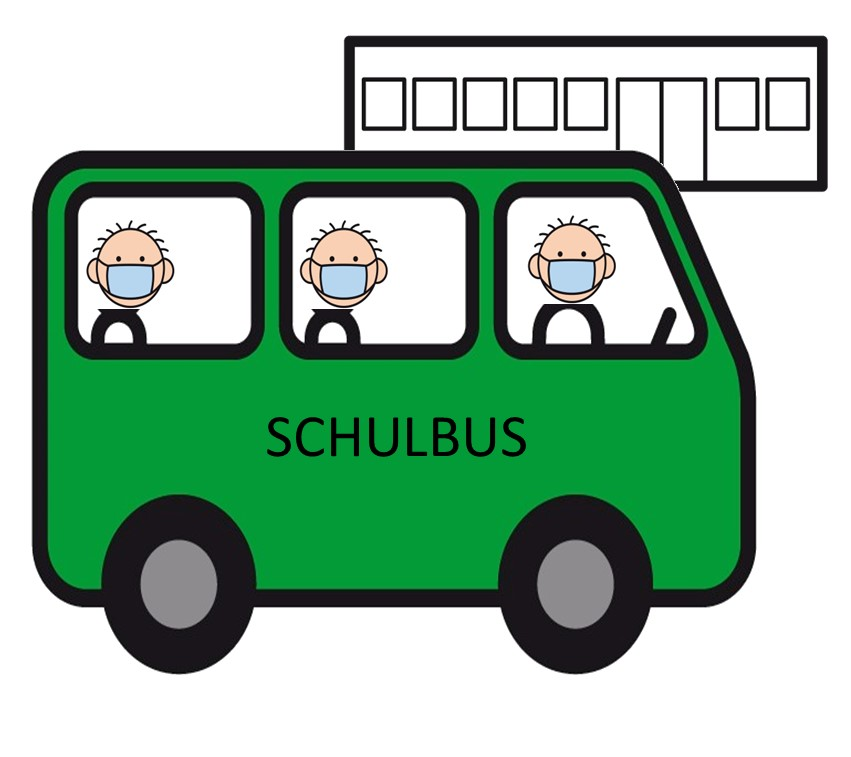 INFO Maskenpflicht im Schulbus - Papst-Johannes-Schule